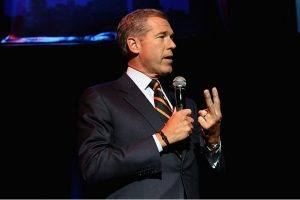 MSNBC's Brian Williams: Your Go-to Guy for 11th Hour Poetry, Rambling