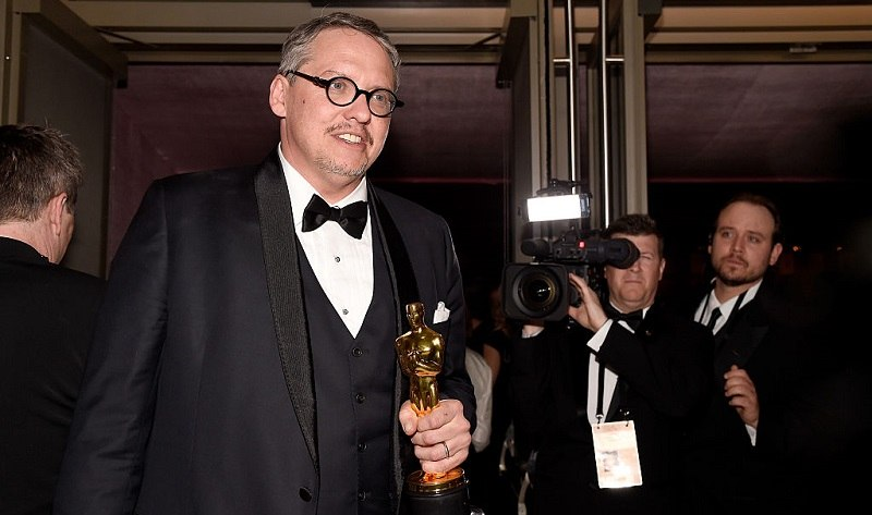 Director, producer, and screenwriter Adam McKay