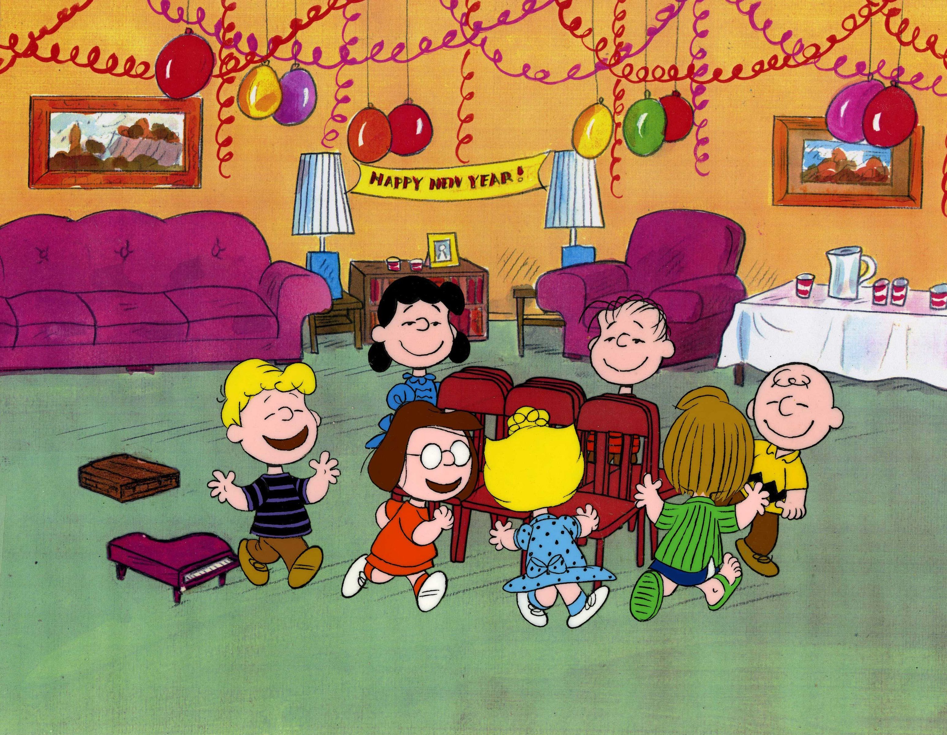 When Is Happy New Year Charlie Brown On Tv In 2018
