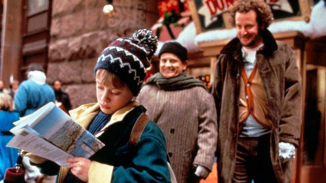 """Harry and Marv in """"Home Alone 2"""""""