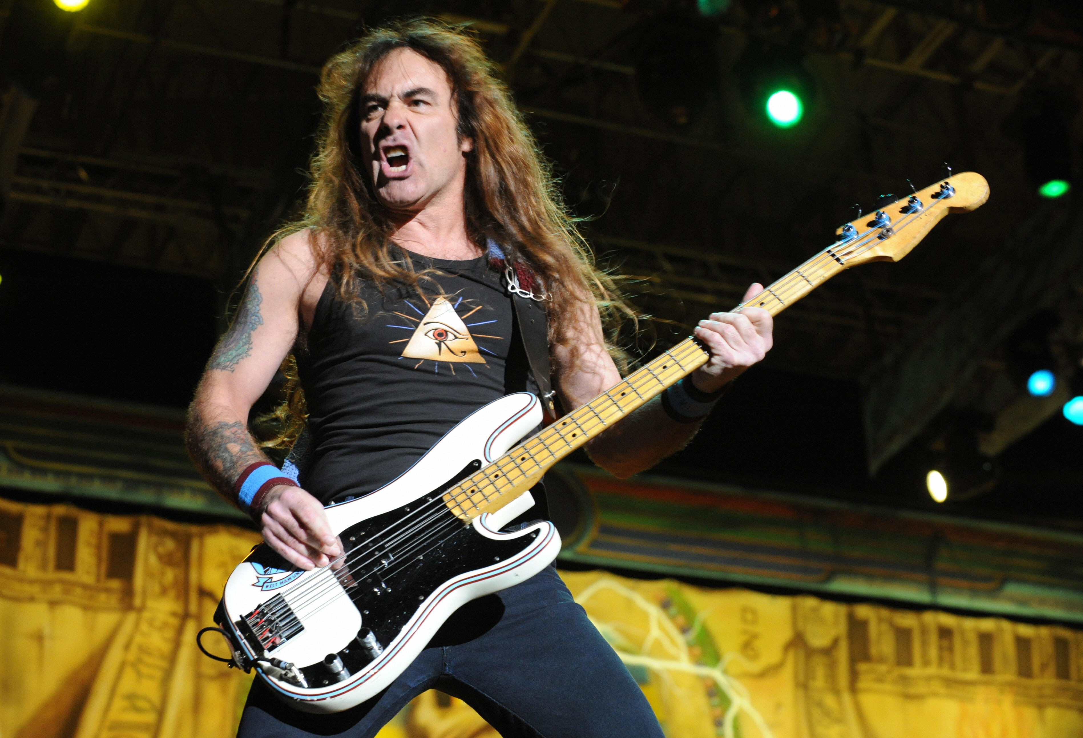 Steve Harris founded Iron Maiden in 1975.