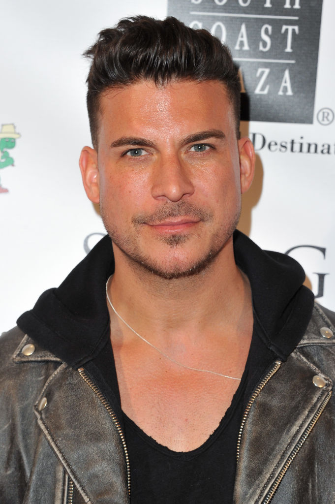 Jax Taylor attends the House Of Sillage Holiday Boutique Launch event at House of Sillage on November 01, 2018 in Costa Mesa, California.