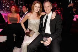 Who is Lee Kirk, Jenna Fischer's Husband, and How Long Have They Been Married?