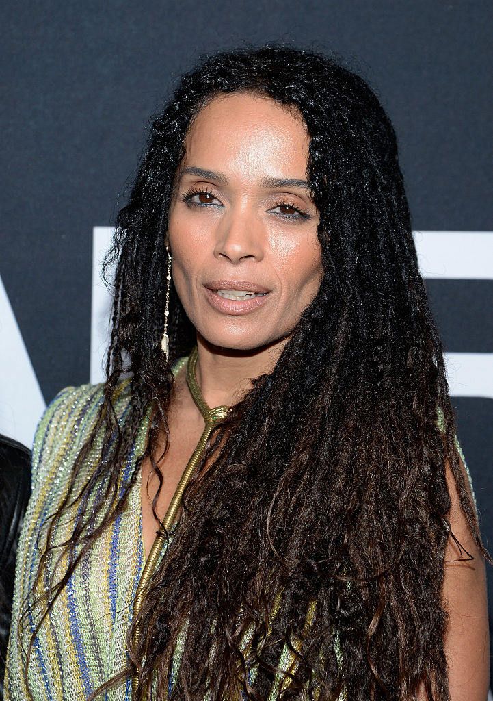 Lisa Bonet attends the Saint Laurent show at The Hollywood Palladium on February 10, 2016 in Los Angeles, California.