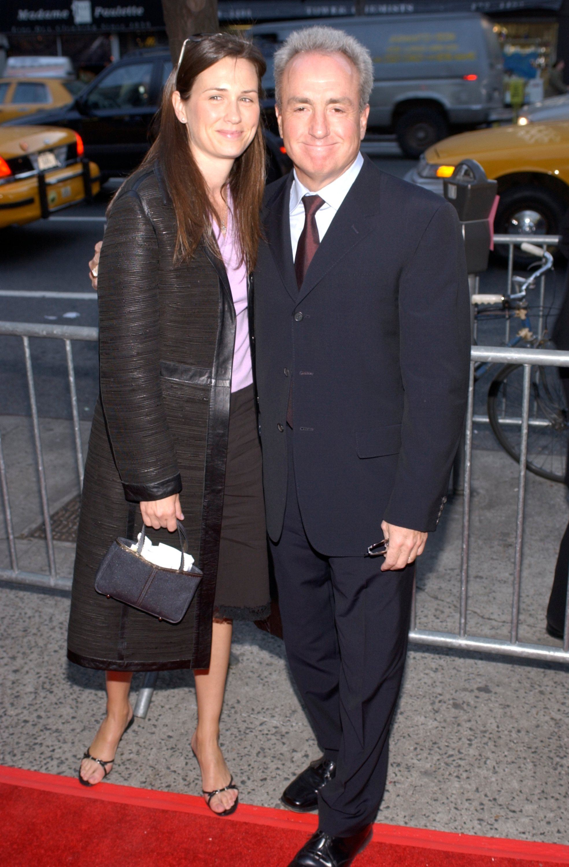 Alice Barry and Lorne Michaels