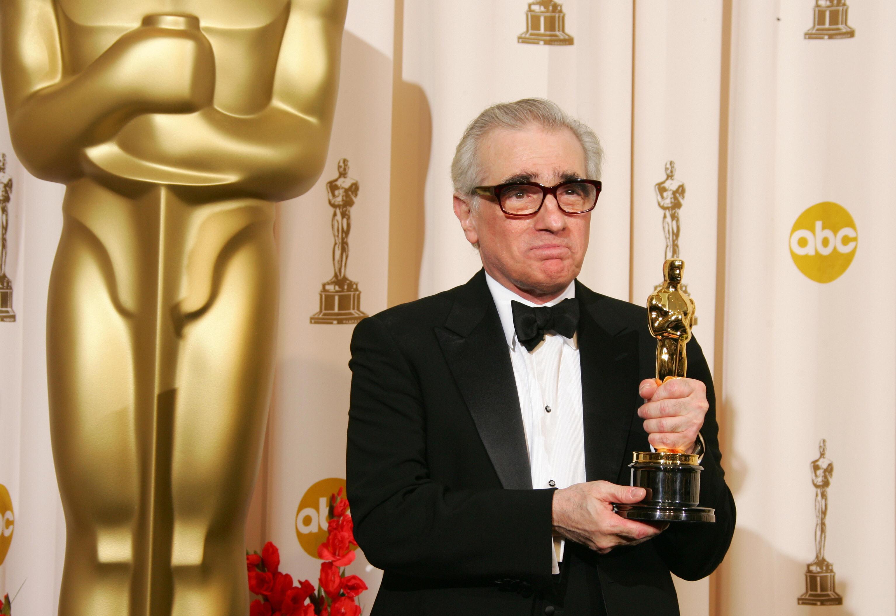 Martin Scorsese's net worth was already high before he won an Oscar for best director.