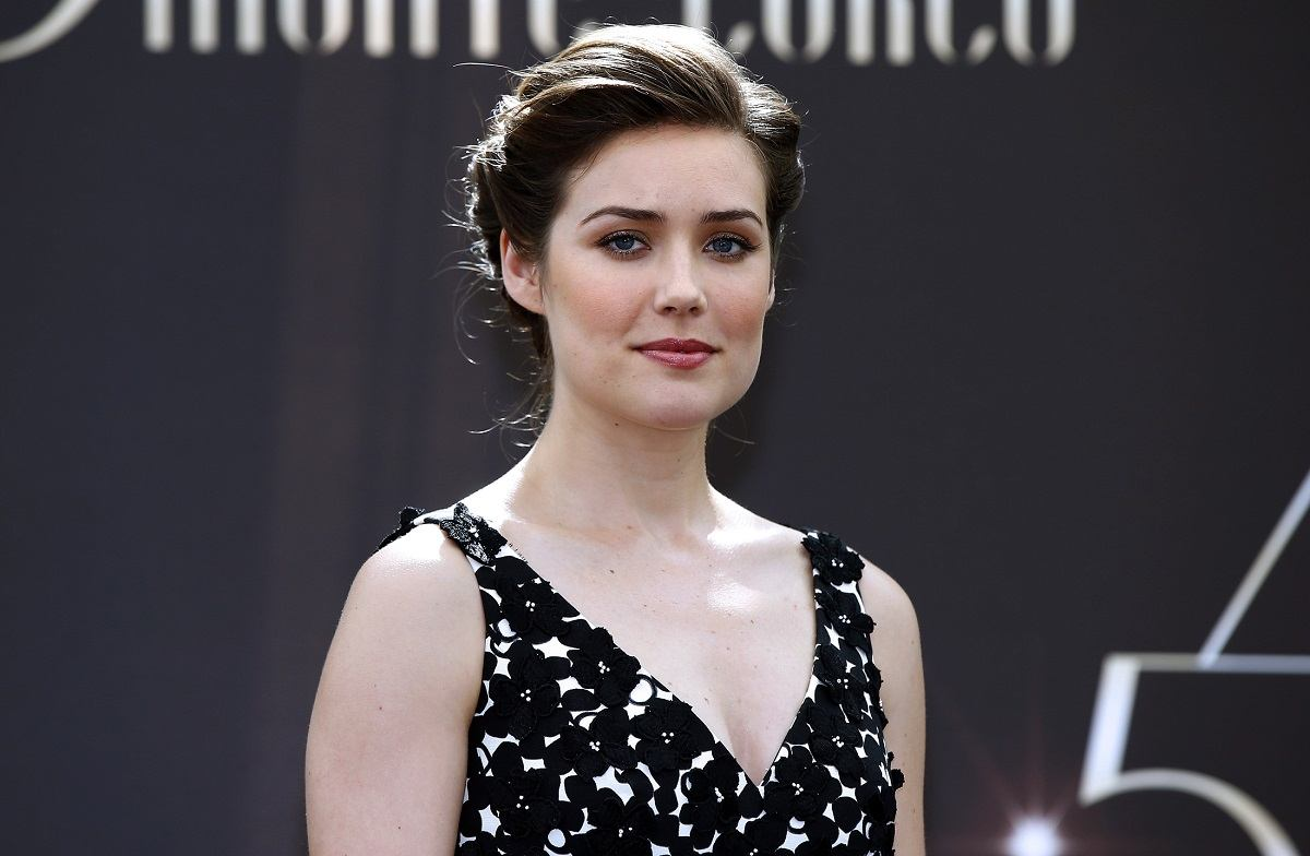 The Blacklist actress Megan Boone at the Monte-Carlo Television Festival in 2014.