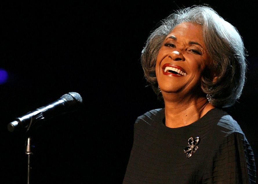 Nancy Wilson singing