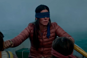 The Real Reason You Never See the Monsters in Netflix's  'Bird Box'