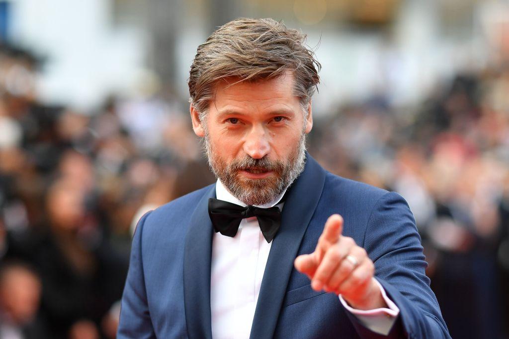 Nikolaj Coster-Waldau at the 2018 Canne Film Festival