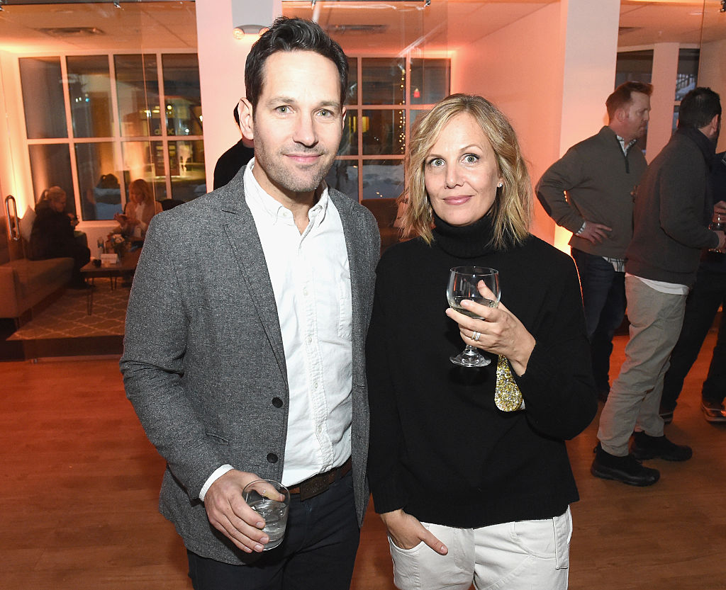 Paul Rudd and Julie Rudd married each other in 2003.