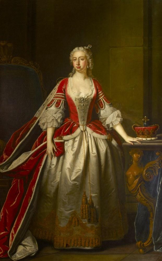 Princess Augusta of Saxe-Gotha, Princess of Wale