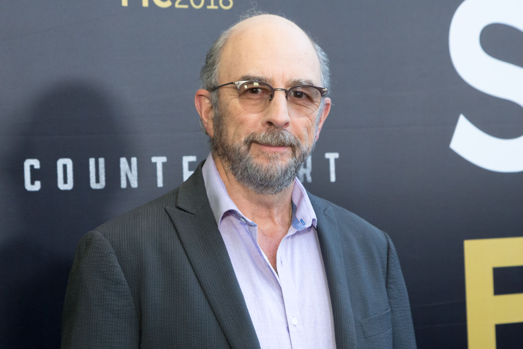 Richard Schiff's net worth is off the charts.