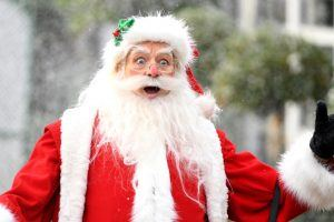 How Much do the People Who Play Santa Get Paid?