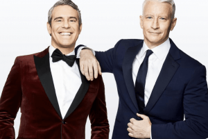 Why Did Anderson Cooper Giggle When Andy Cohen Said They Were 'Eskimo Brothers?'