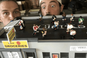 Kevin Smith's Instagram Reminds Fans That 'Clerks' Is Still His First Love