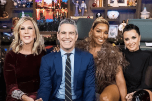 How Did Andy Cohen Reveal He Is Going to Be a Father?