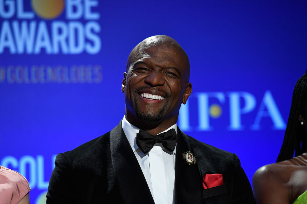Terry Crews attends the 76th Annual Golden Globe Nominations Announcement on December 6, 2018 in Beverly Hills, California.