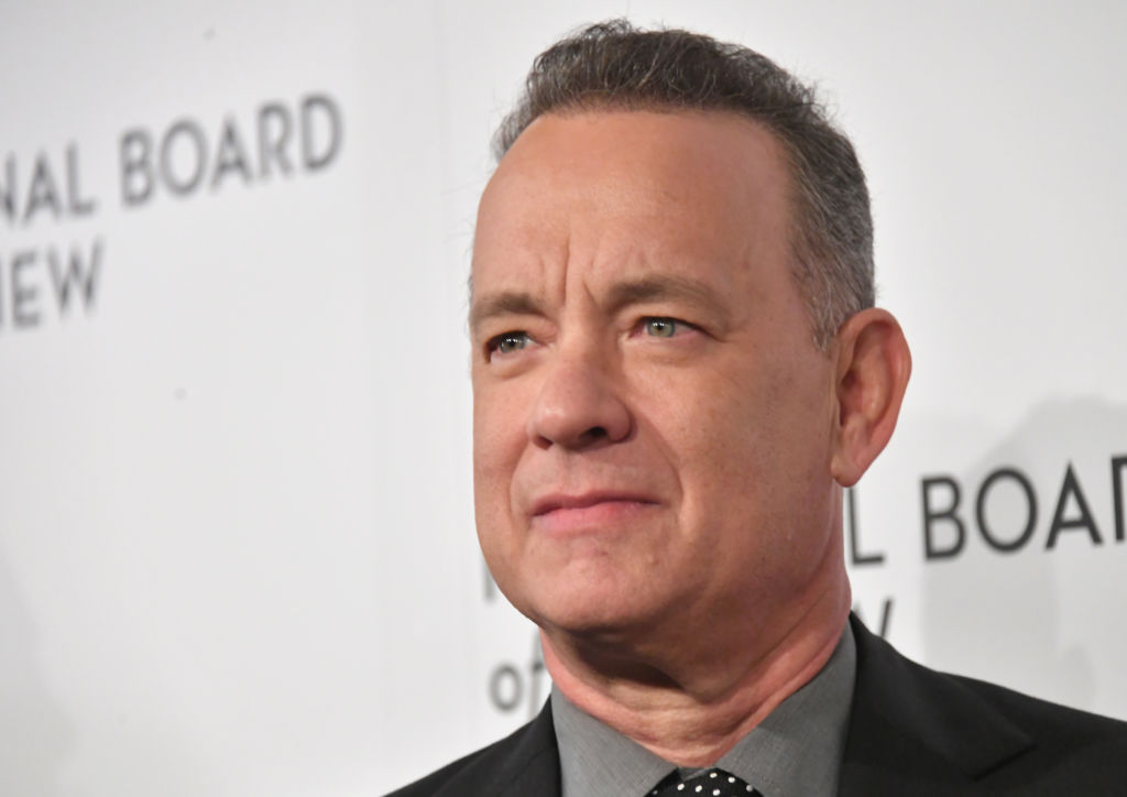Tom Hanks attends the 2018 The National Board Of Review Annual Awards Gala at Cipriani 42nd Street on January 9, 2018 in New York City.