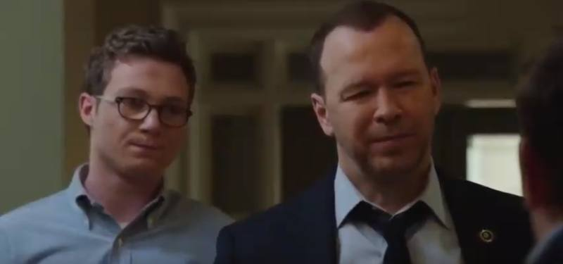 Blue Bloods Danny and Jack Reagan