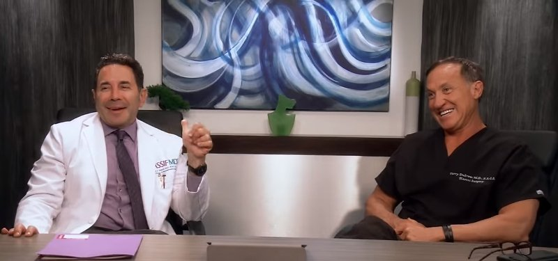 Terry Dubrow and Paul Nassif on Botched