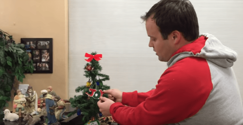 Duggar family Christmas Tree