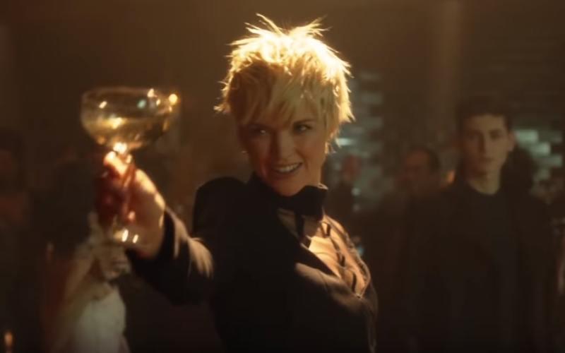 Erin Richards as Barbara Kean in Gotham