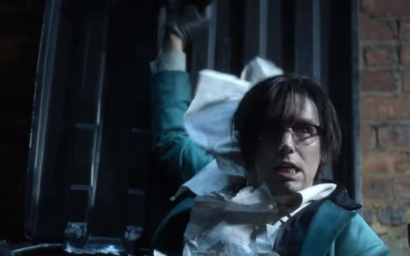Cory Michael Smith as Nygma in Gotham