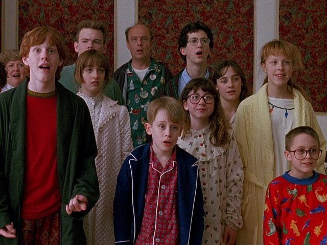 "Mcallister Family in ""Home Alone 2"""