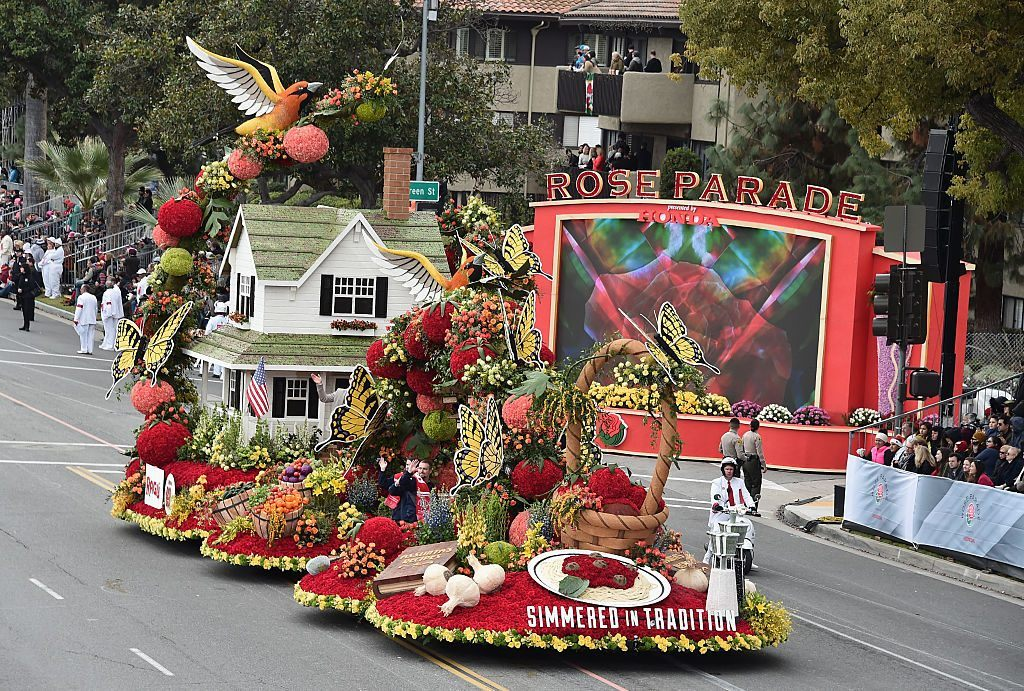128th Tournament Of Roses Parade Presented By Honda