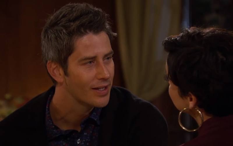 Arie Luyendyk Jr. in The Bachelor