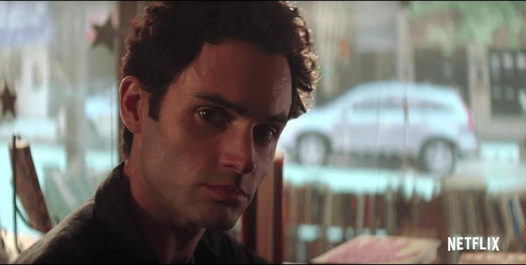Penn Badgley as Joe Goldberg in Netflix's 'You'