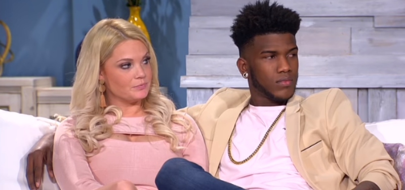 Ashley Martson and Jay Smith of 90 Day Fiancé