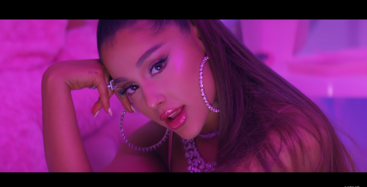 Ariana Grande accused of copying 7 Rings