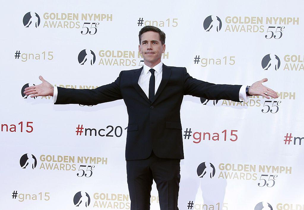 NCIS actor Brian Dietzen in 2015