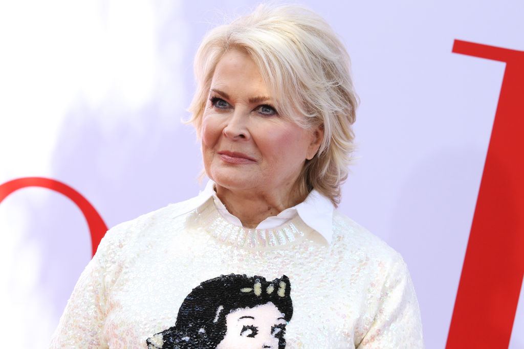 """Candice Bergen attends Paramount Pictures' Premiere Of """"Book Club"""" - Red Carpet at Regency Village Theatre on May 6, 2018 in Westwood, California."""