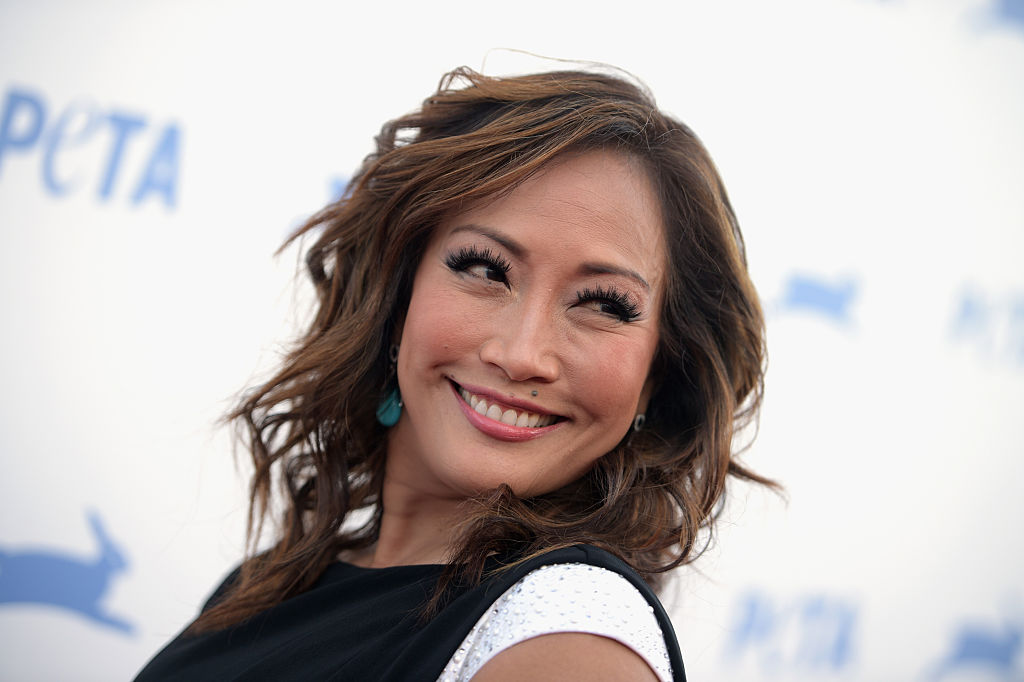 Carrie ann inaba speaking