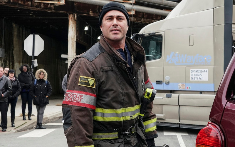 Chicago Fire Kelly Severide