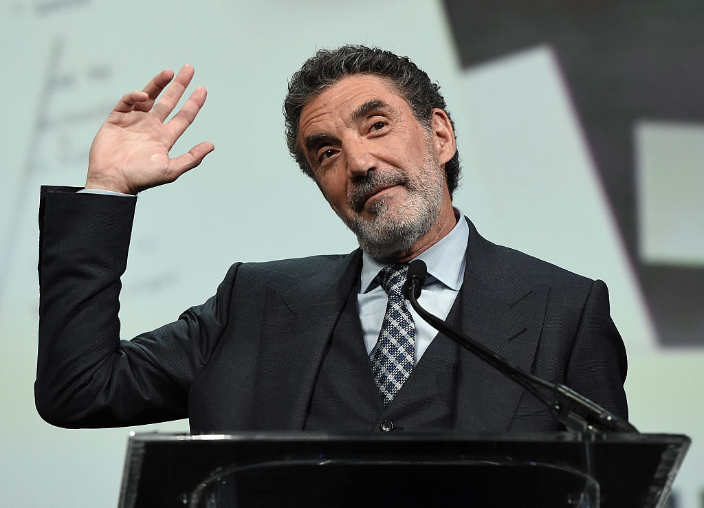 Chuck Lorre in 2016