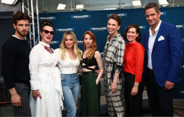 The cast of 'Younger'