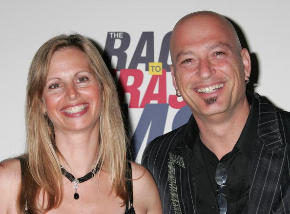 Howie and Terry Mandel