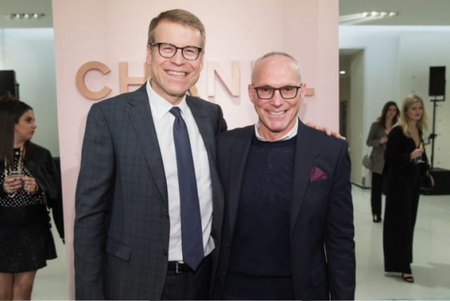 Blake Nordstrom (L) and Scott Meden