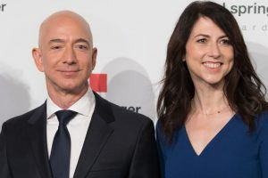 What Is Amazon Mogul Jeff Bezos' Net Worth and How Much Will He Have to Pay His Ex-Wife In Their Divorce?