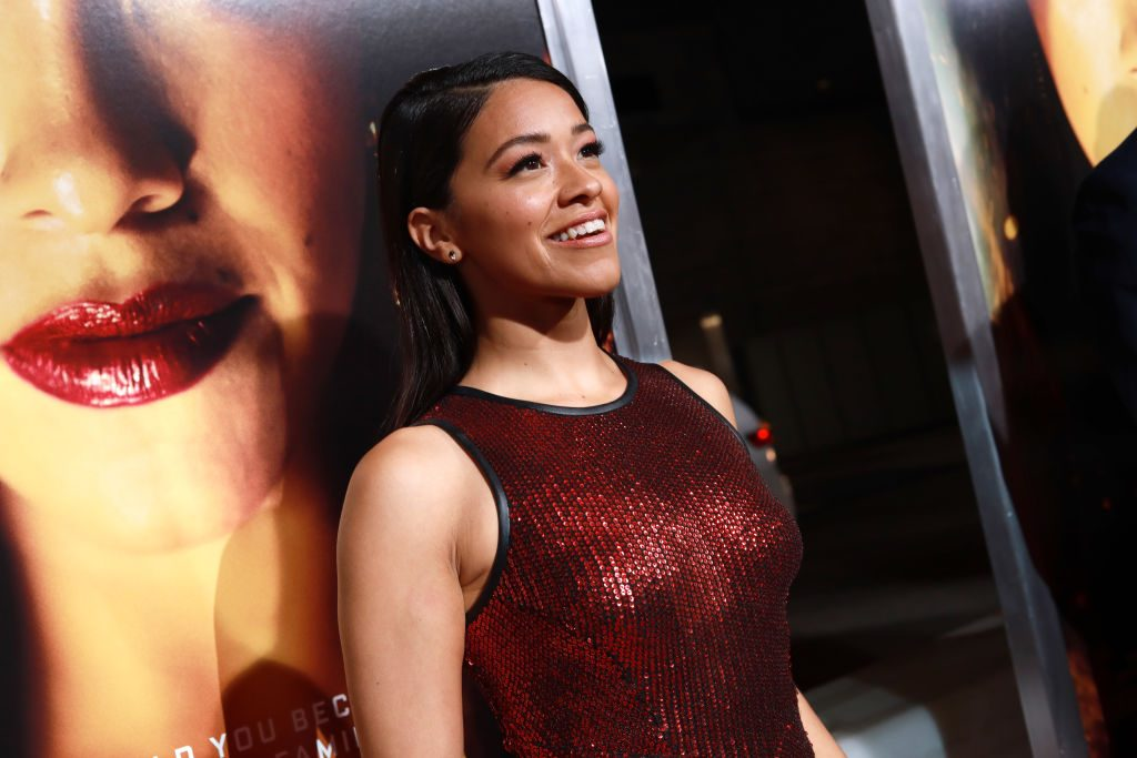 Gina Rodriguez |  JC Olivera/Getty Images