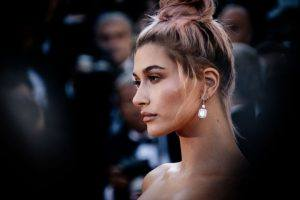 The Real Reason Hailey Baldwin Is Learning To Embrace Her Insecurities