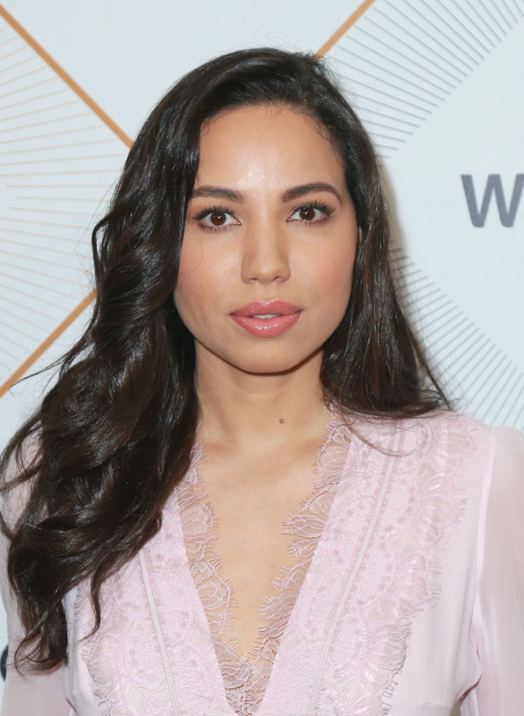 Jurnee Smollett-Bell attends the 2018 Essence Black Women In Hollywood Oscars Luncheon at Regent Beverly Wilshire Hotel on March 1, 2018 in Beverly Hills, California.