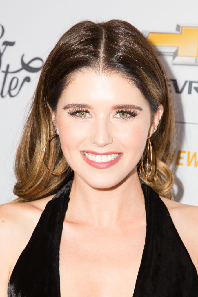 Katherine Schwarzenegger attends Create & Cultivate and Chevrolet Host Create & Cultivate 100 on January 25, 2018 in Culver City, California.
