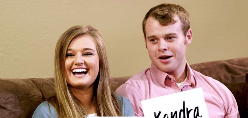 Kendra and Joseph Duggar