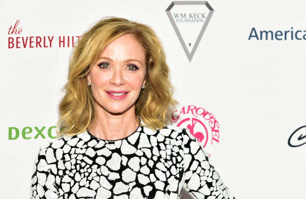 Lauren Holly in 2018