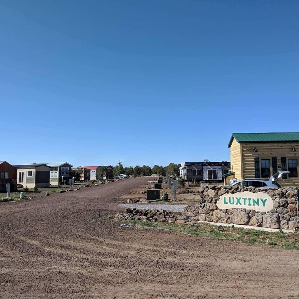 Tiny home community